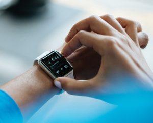 Digital health smart watch
