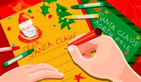 festive letter
