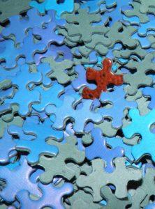 rare diseases jigsaw